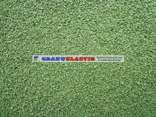 EPDM Gummigranulat Tennis Grün RAL 6021