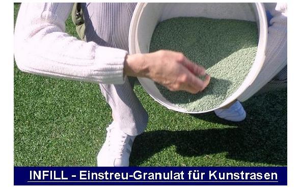 kunstrasen granulat, einstreugranulat